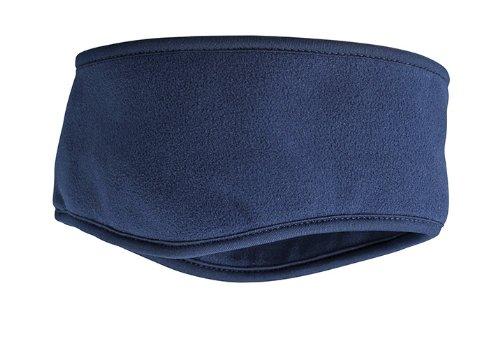 MB Caps Stirnband für Wintersport aus Fleece-/Thinsulate-Stoff, in 7 Farben erhältlich Blau marineblau