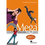 Mega. Student's Book-Workbook. Con CD Audio. Per le Scuole: 2