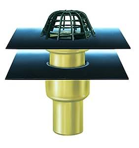 ETF essergully 2000 Aufstockelement 160 - 240mm, Sarnafil (FPO)