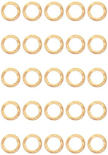 KS Tools cuivre-sEAL, eXTÉRIEUR-Ø 33 mm, diamètre intérieur 22 mm-Pack de 25 pièces, 430.2501