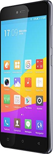 Weimei Force - Smartphone libre  Quad-Core a 1 3 GHz  3 GB de RAM  camara de 13 MP  color gris