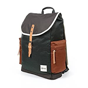 Plica Backpack outwards green