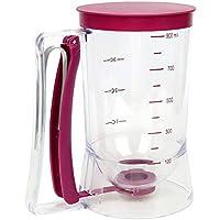 iTimo 900ML Batter - Dispensador de pasta de harina (vaso medidor, para magdalenas)
