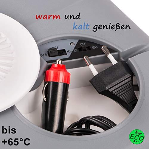 TZS First Austria – 40 L Kühlbox mit Rollen - 2