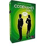 Codenames - Duett - Kartenspiel | DEUTSCH | Ableger vom Spiel des Jahres 2016