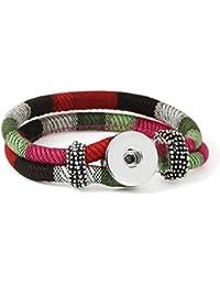 b2685ce06d6a5 SZNES Armband Camouflage-Armbänder Aus Leder Passen Für 18-20-Mm-Armbänder