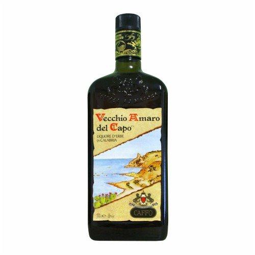 CAFFO | Vecchio Amaro del Capo | 35% Vol. | 1 FLASCHE | 70 cl - Infundiert Alkohol
