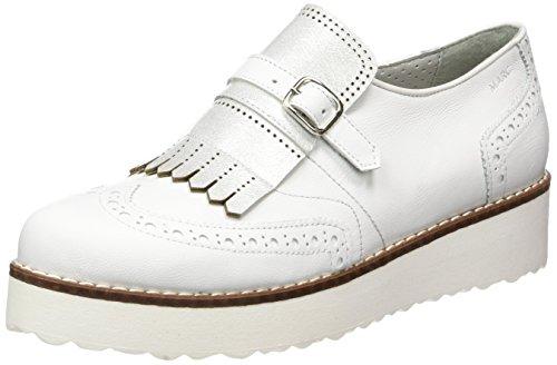 Marc Shoes Binz, Zapatillas para Hombre, Azul (Blau 00332), 42 EU