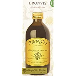 Dr. Giorgini Integratore Alimentare, Bronvis Liquido Analcoolico - 200 ml