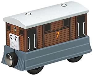 Learning Curve Wooden Thomas & Friends: Toby the Tram Engine