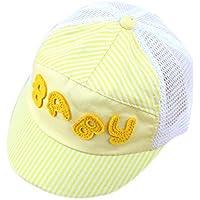 Leisial Gorra de Béisbol de Algodón Rejilla Transpirable Gorro de Sol  Protección Solar Gorro de Verano 6e37eea9ca0