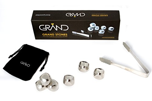 whisky-stones-gift-set-6-reusable-food-grade-stainless-steel-ice-cubes-and-1-ice-tongs-these-whisky-