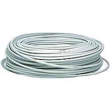 Cofan 51002131 Rollo Cable para Antena Satélite, 100 m