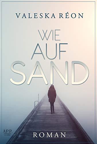 Buchseite und Rezensionen zu 'Wie auf Sand' von Valeska Reon