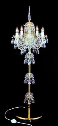 bohemia-kristallstehlampe