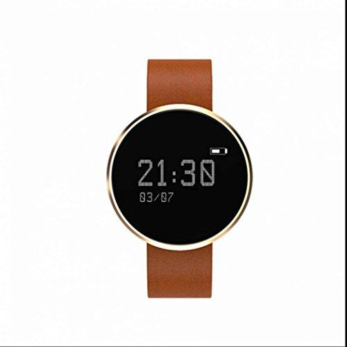 Aktivität Smart Armband Schrittzähler sport Armbanduhr,Herzfrequenz-Anzeige,Schlafüberwachung,Anti verloren,sport uhr mit Schrittzähler/Schlaf-Monitor/Wecker/SMS Anrufe für iPhone IOS Android