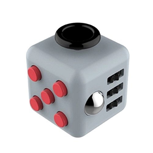 L-FENG-UK mini Zappel-Würfel mindert Stress und Angste bei Kindern und Erwachsenen Allspark Cube