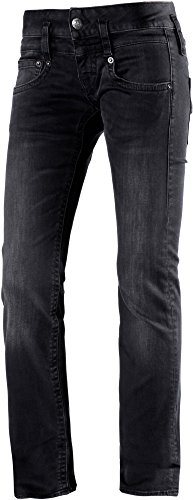 Herrlicher Damen Straight Jeans Pitch Denim