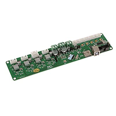 MagiDeal Melzi2.0 Motherboard Controller Mainboard Control Board for 3D Printers