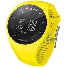 Polar M200 GPS Laufuhr Sport, Gelb, Größe S/M