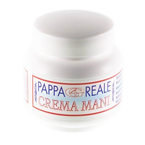 Crema Mani Protettiva per Pelle Secca Professionale Idratante Nutriente alla Pappa Reale Naturale Riparatrice Non Unge 100ml Professionale