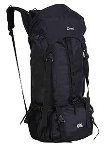 Zwart 25 Ltrs Black School Backpack (SUPROV-BLK)