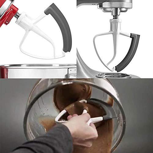 Classic American Kitchen Treasure Mixer Accesorios, Flour Stirring Head, Leaf-shaped Stirring Head, Fan Stirring Mixer