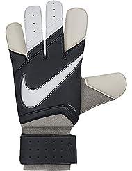 Nike GK Grip 3 - Guantes unisex, color negro / blanco, talla 11