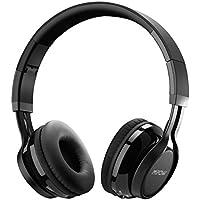 Mpow Thor Bluetooth Headset, On Ear kabellose bluetotoh Kopfhoerer mit AptX, 40mm Driver, Faltbare Design, On-Ear Steuerung, Eingebautem Mikro, Aux-Unterstützung.