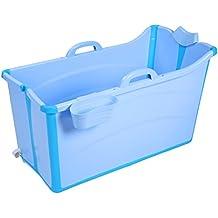 Bañera Plegable,/bañera portátil, bañera Grande, Piscina para niños, Familiares para