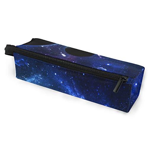 Galaxy Planet Brillenetui Softbox Reißverschluss Sonnenbrille Halter Federbeutel Schutzhülle Bleistift Kosmetiktaschen Aufbewahrung