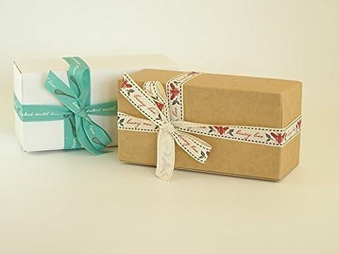 Geschenkbox, 10 Stück (Craft Geschenkboxen)