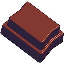 Forma de elefante de policarbonato profesional 27 cavidades para salón bombones de Chocolate