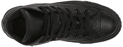 Converse - Chuck Taylor All Star Mono Hi - Sneakers Haute - Mixte Adulte Black Monochrome