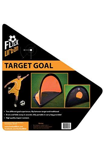 Football Flick Urban Target Goal