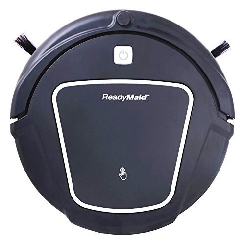 Exilient ReadyMaid Robotic Vacuum Cleaner with Large Dry/Wet Mop with Virtual Wall Device