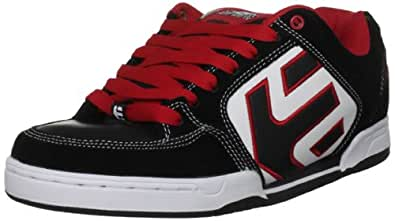 Etnies  Etnies Chad Reed Charter Black/red, Chaussures de Gymnastique homme - noir - Nero (Schwarz (Black/Red/White)), 39 EU EU