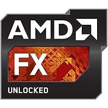 AMD FD9590FHHKWOF FX 9590 Black Edition Vishera 8 Core S AM3+ Clock 4,7GHz Turbo 5GHz CPU