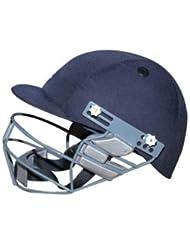 PS Piloto casco de Cricket Match hierro Wiser