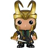 POP! Bobble - Marvel: Loki w/ Helmet