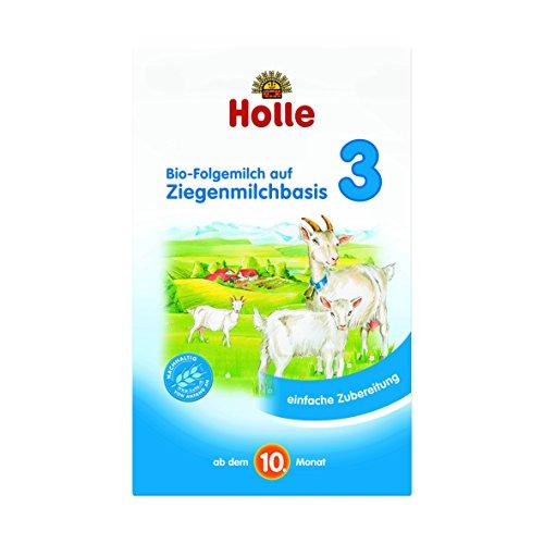 Holle Folgemilch Folgemilch Bio 3, 4er Pack im Test