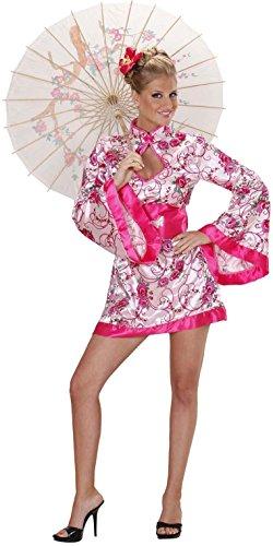 Widmann 76791 - Geisha-Kostüm für Damen, Größe S (Geisha Kostüme Kleid)