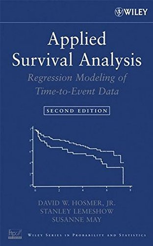 Applied Survival Analysis: Regression Modeling of Time to Event Data (Wiley Series in Probability and Statistics)