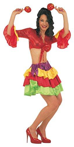 Imagen de disfraz de brasileña para mujer