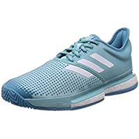in stock cc2d9 c5a69 adidas Solecourt Boost M X Parley, Chaussures de Tennis Homme
