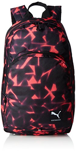 Mochila Puma Academy , unisex, Academy Backpack, Bright Plasma/Shard