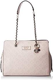 Guess Womens Satchels Bag, Blush - SG766209