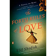 ‏‪The Forty Rules of Love: A Novel of Rumi‬‏