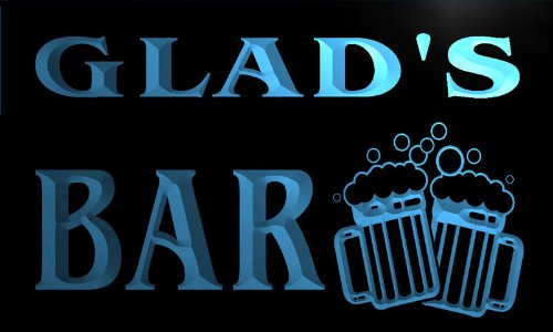 w021808-b-glads-nom-accueil-bar-pub-beer-mugs-cheers-neon-sign-biere-enseigne-lumineuse