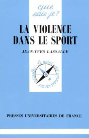 La Violence dans le sport